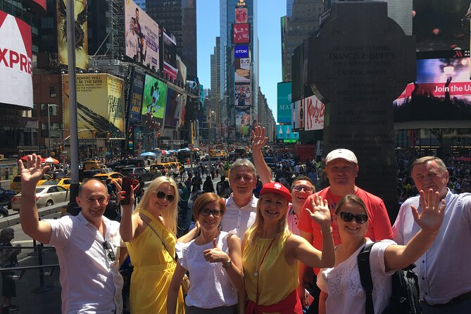 Private Tour of New York (Half Day)