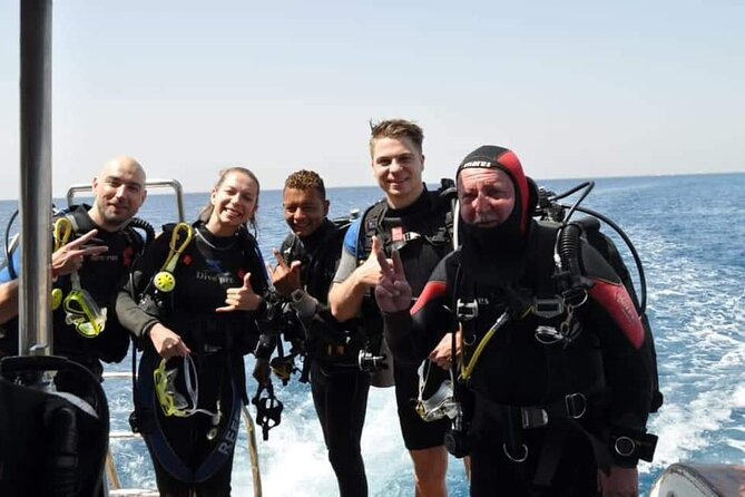Full-Day Hurghada Diving Activity with Pick-up