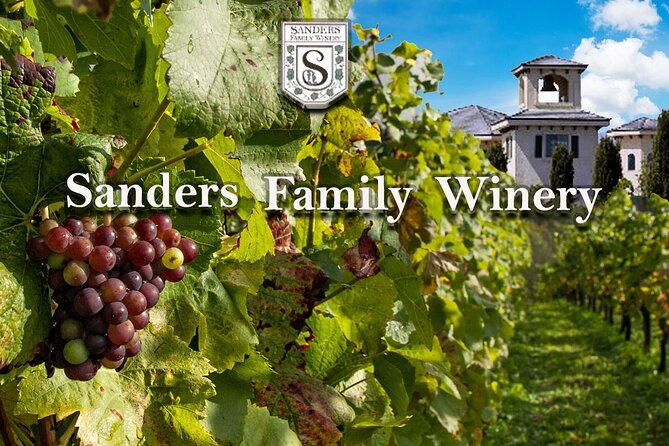 Sanders Family Pahrump Winery Tour from Las Vegas by car, SUV or Limo Luxury