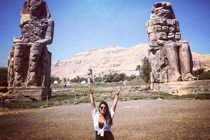 Private Full-Day to Visit Luxor from Cairo or Giza by Plane