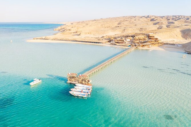 From Hurghada: Orange Bay Snorkeling Trip with Lunch
