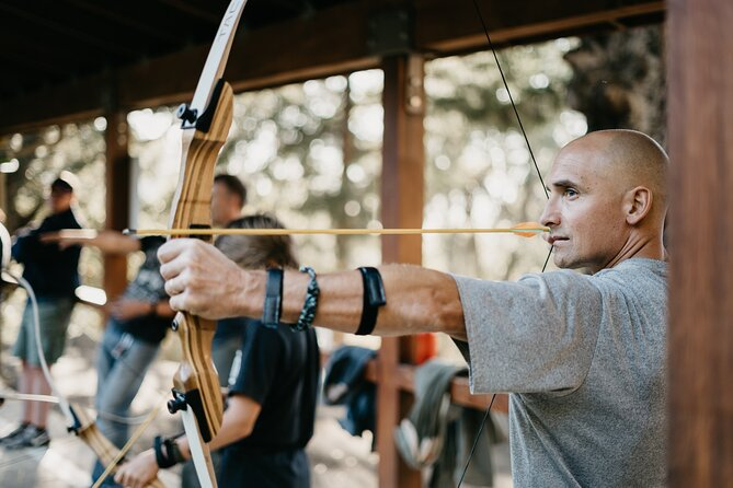 90-Minute Guided Archery Target Skills Class in Galway
