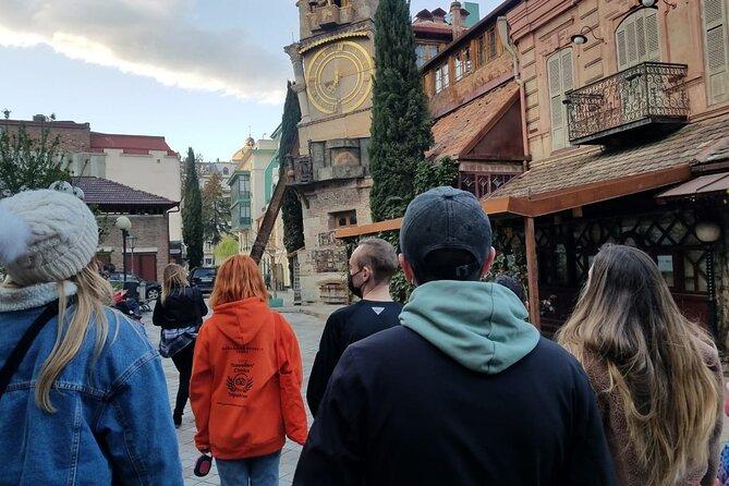 Full day Tbilisi city Tour