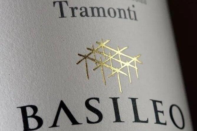 Wine Tasting Cantina Basileo