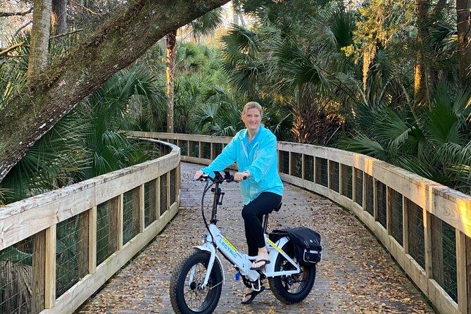 3-Hour Electric Bike Tour in Palm Coast