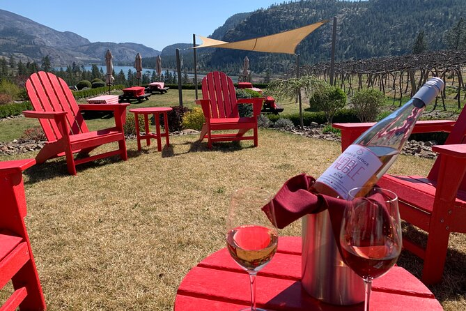 Private Half-Day Wine Tour in Okanagan Valley by Bike