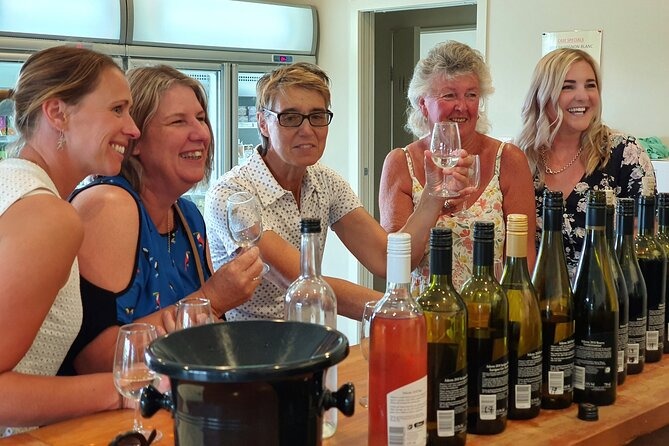 Private Full-Day Wine Tour in Hawkes Bay