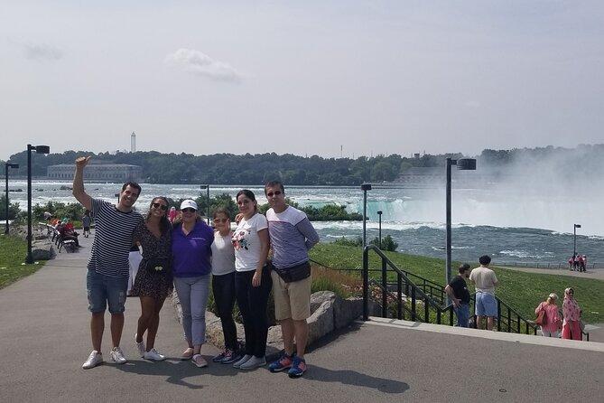 Niagara Falls Small Group Walking Tour