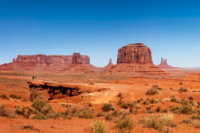 Monument Valley, Valley of the Gods and Natural Bridges Airplane Tour