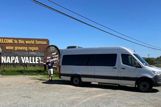 Sprinter Wine Tour