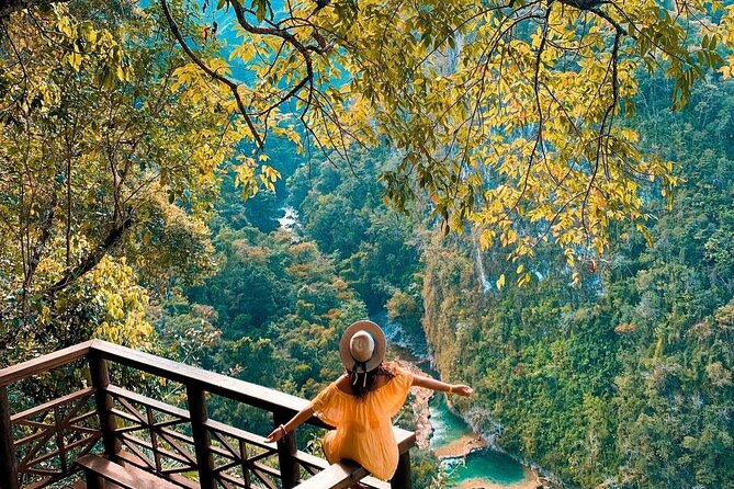 Semuc Champey: Discover Its Paradisiacal Turquoise Waters - Full Day From Coban