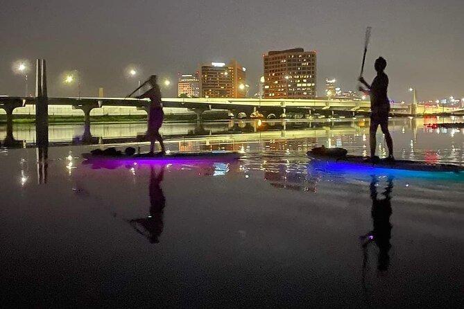 Night Glow Paddleboard and Kayak Tour in Orlando