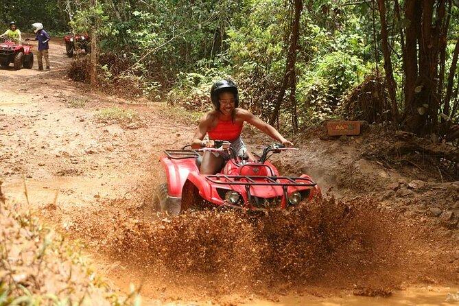 Zip-Line, ATV & Horseback Ride/Swim From Montego Bay, Negril, Ocho Rios