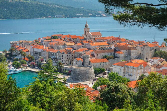 Korcula and Peljesac with Wine Tasting Private Day Trip from Dubrovnik