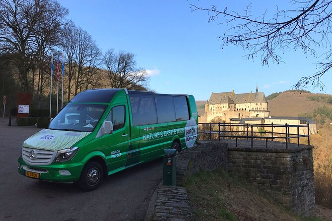 Sightseeing Hop on Hop off Nature & Castle TOUR