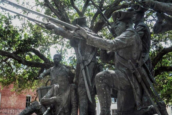 Rising Voices: Underrepresented History of Savannah - Walking Tour