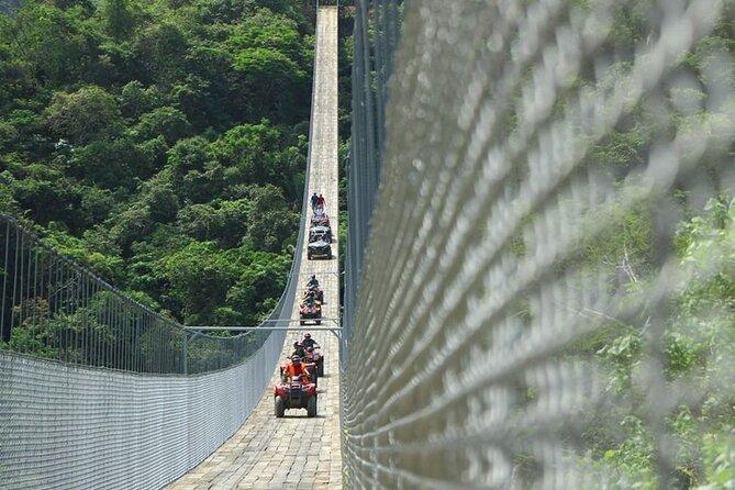 ATV and RZR Jorullo Bridge Experience in Puerto Vallarta