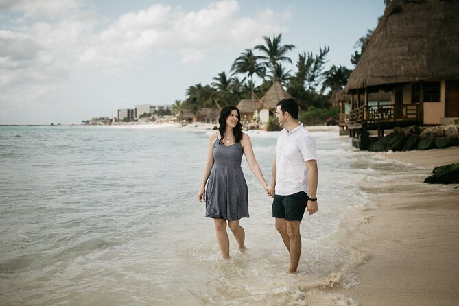 Private Vacation Photography Session with Local Photographer in Playa del Carmen
