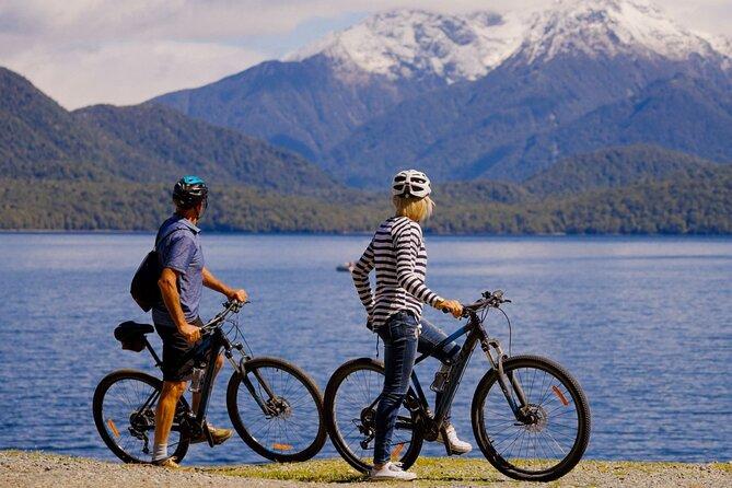 Fiordland Jet Boat and Biking Combo from Te Anau
