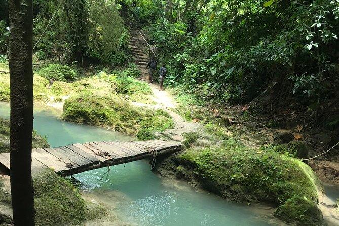 Green Grotto Cave - Blue Hole From Ocho Rios