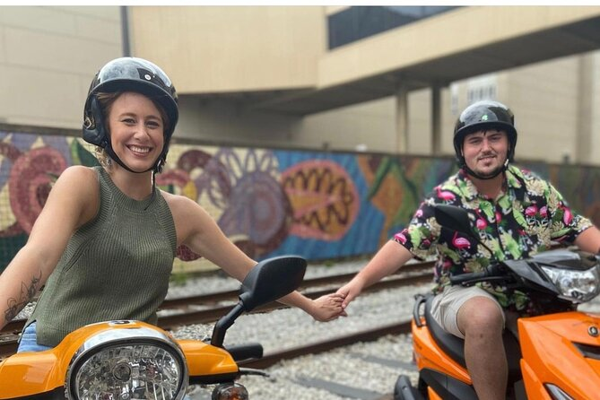 Small-Group New Orleans Scooter Tour