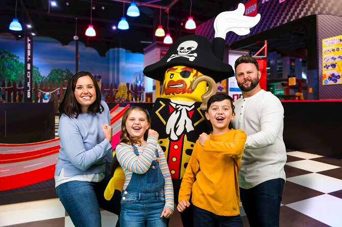 LEGOLAND Discovery Center New Jersey at American Dream