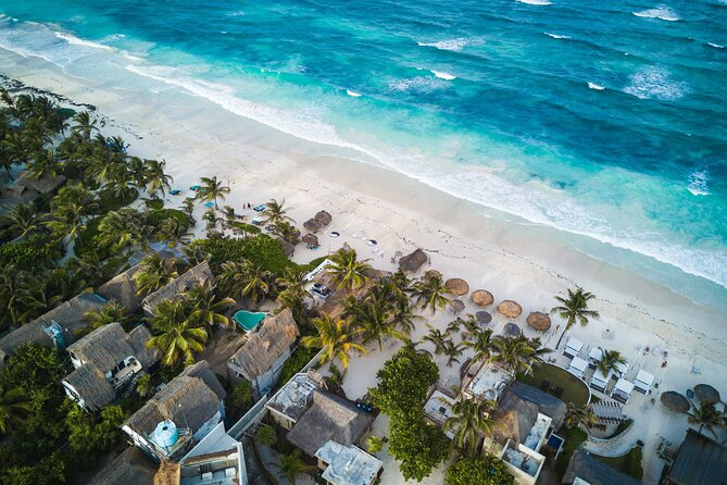 Tulum to Playa del Carmen - Private Transfer with Optional Sightseeing