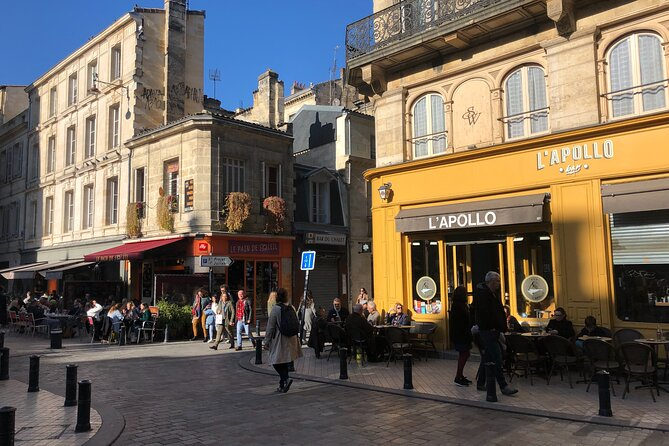 Cultural Walk - Experience like a local - Historic Bordeaux & Wine Tasting Tour