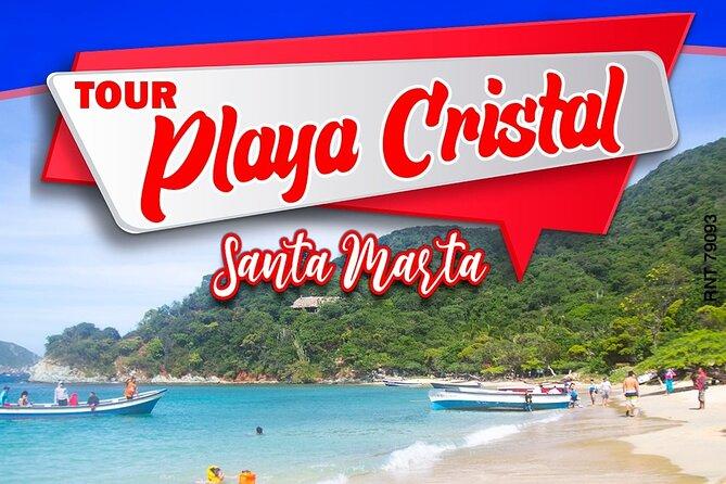 Tayrona Park - Crystal Beach Sector