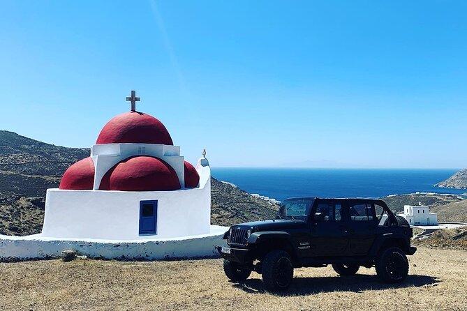 Private Mykonos Escape Tour