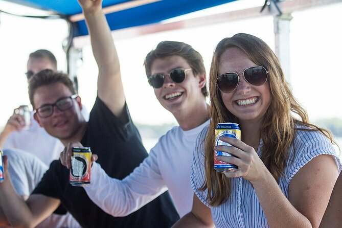 2-Hour Private Party Boat Rental