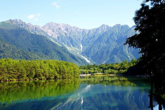 1-Day Wasabi-Picking Experience & Kamikochi Alpine Valley Tour
