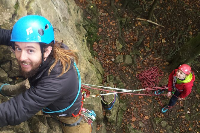Contour Outdoor Climbing in Symonds Yat & Wye Valley