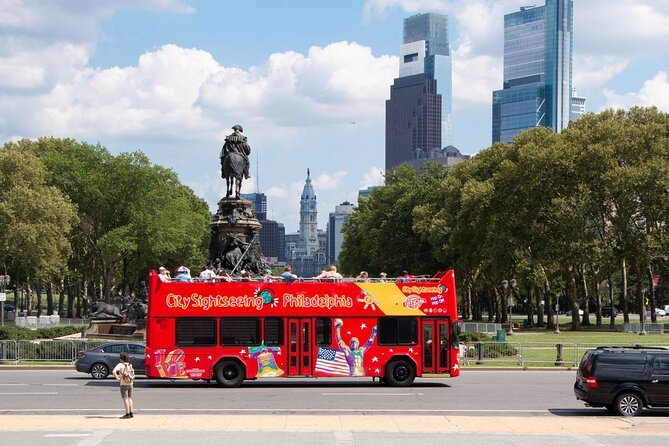 City Sightseeing Philadelphia Hop-On Hop-Off Bus Tour