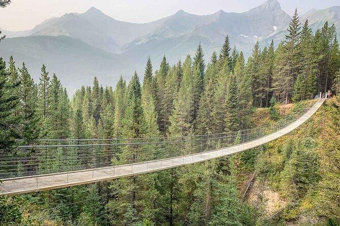 Blackshale Suspension Bridge & Sightseeing Tour