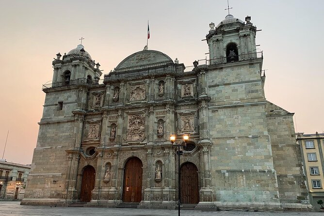 Oaxaca city tour