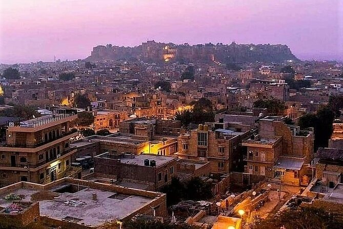 Private Cultural and Historical Tours of Jaisalmer