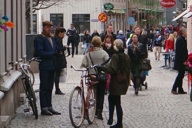 Private Half-Day Walking Tour in Central of Gothenburg