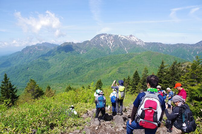 Full Day North Nagano Hiking Experience