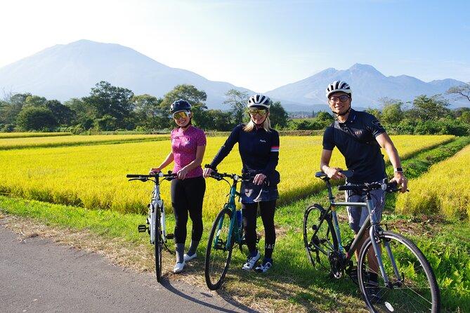 Half day E-BIKE Adventure tour in Nagano