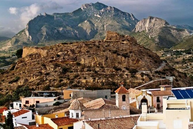 Caves and nougat around Alicante in a private tour led by a professional guide.