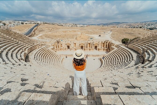 Private Tour to Jerash Ajloun and Pella from Dead Sea