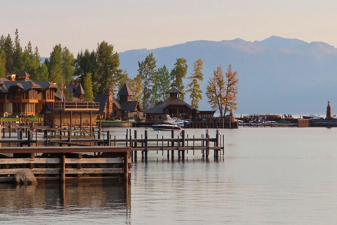Self-Guided Tour from South Lake Tahoe to Tahoe City