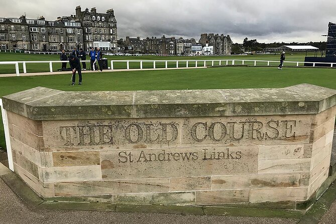 Tour of St Andrews and Historic Fife