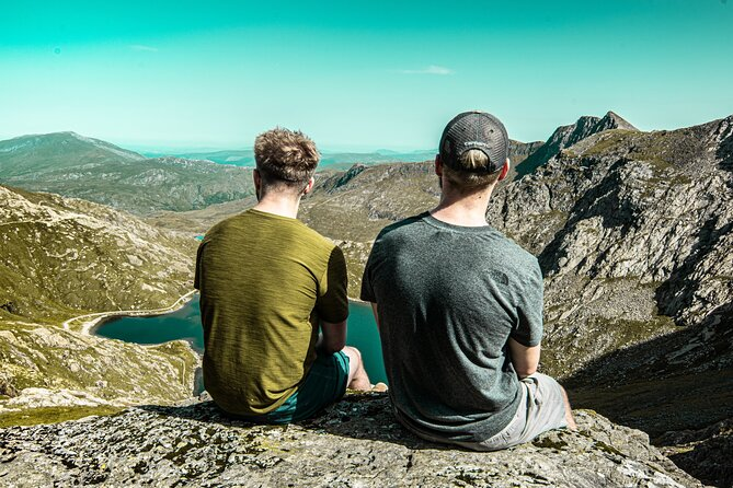Snowdonia - The BIG Scavenger Hunt Adventure