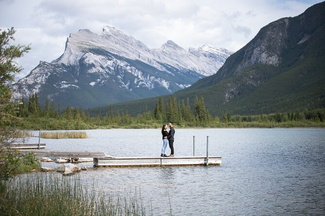 Banff 30 Minute Mountain Portrait Experience