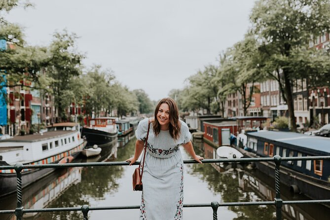 Private Vacation Photography Session with Local Photographer in Amsterdam
