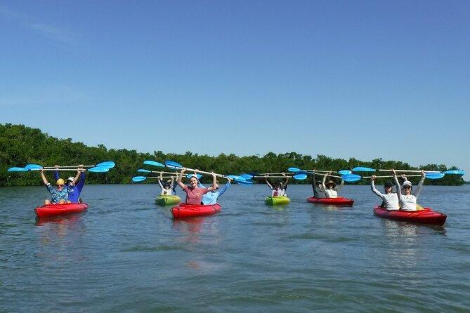 Estero Bay Estuary Kayak Tour with World Famous Naturalists