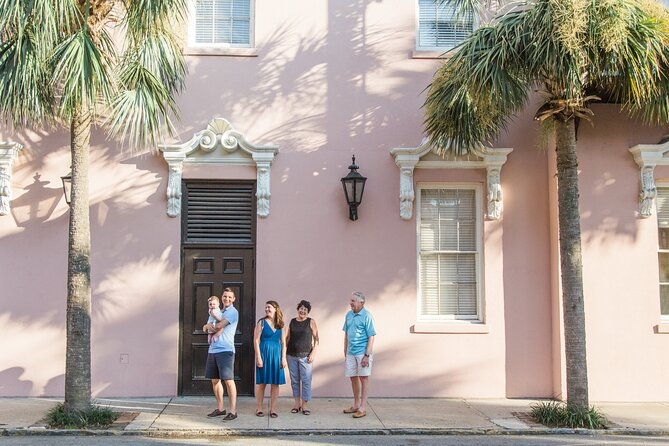 Private Vacation Photography Session with Local Photographer in Charleston