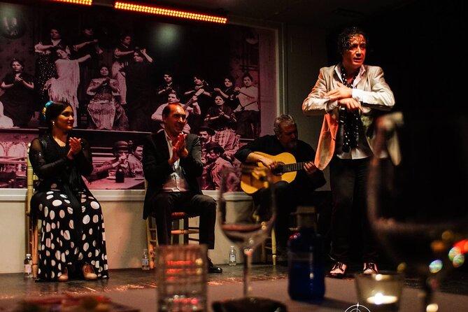 Flamenco Show Seville - La Cantaora (option with dinner)